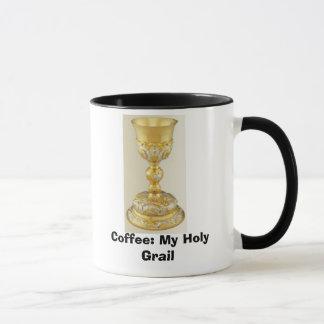 Der heilige Gral-Chalice, Kaffee: Mein Heiliges Tasse