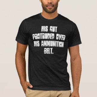 Der hervorstehende Darm T-Shirt