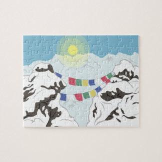 Der Himalaja Puzzle