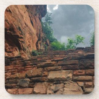 Der Himmel bei Walters Wiggles Zion Nationalpark Getränkeuntersetzer
