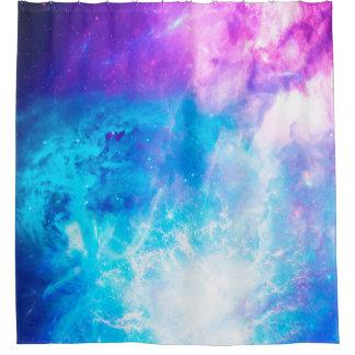 Der Himmel der Schaffung Duschvorhang