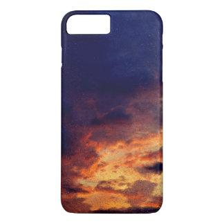 Der Himmel ist der Grenze-Telefon-Kasten iPhone 8 Plus/7 Plus Hülle