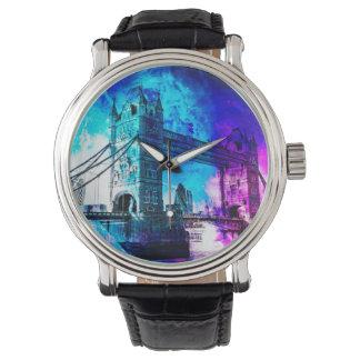 Der Himmels-London-Träume der Schaffung Armbanduhr