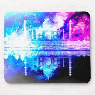 Der Himmels-Taj Mahal Träume der Schaffung Mousepad