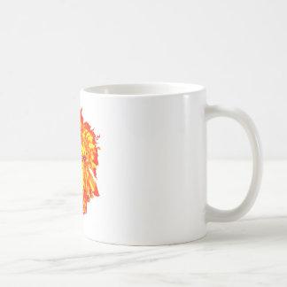 DER HIPSTER IST KAFFEE TASSEN