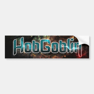 Der hobgoblin-Aufkleber Autoaufkleber