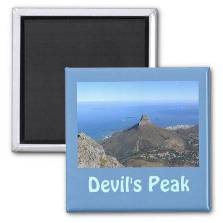 Der Höchstberg des Teufels, Cape Town Quadratischer Magnet