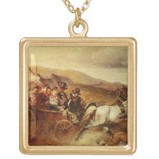 Der Hochzeits-Wagen Amuletten