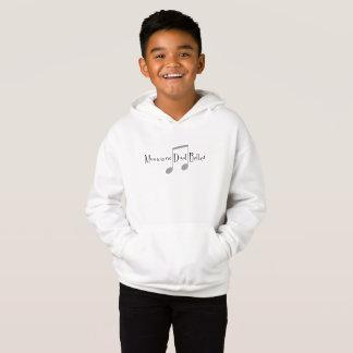 Der Hoodie des Jungen des Duo-(Anmerkungen)