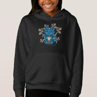 Der Hoodie-Sweatshirt des Kawaii Hoodie