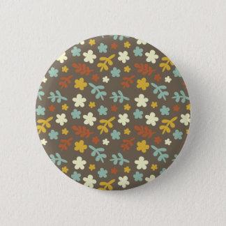 Der hübsche Garten Runder Button 5,7 Cm