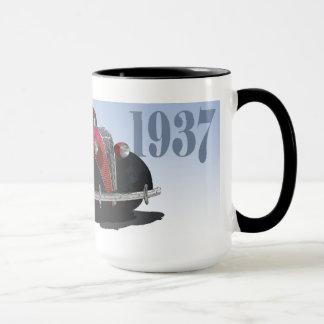 Der Hudson 1937 Terraplane Tasse