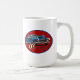 Der Hudson-Auto 1947 Kaffeetasse