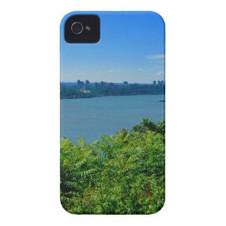 Der Hudson mit NYC iPhone 4 Hüllen