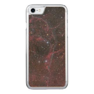 Der Hülle-Supernova-Rest Carved iPhone 8/7 Hülle