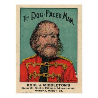 The Dog Faced Man