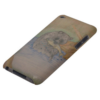 Der hungrige Bär Barely There iPod Case