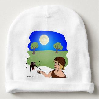 Der Hut des Kindes Babymütze