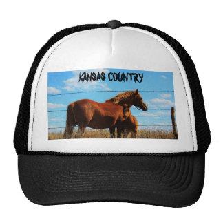 Der Hut des Pferds Retrokult Cap