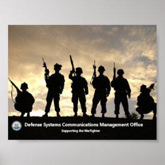 Der Irak-Band des Druckes der Bruder-DSCMO Plakatdrucke
