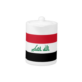 Der Irak-Flagge
