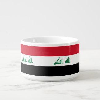 Der Irak-Flagge Kleine Suppentasse