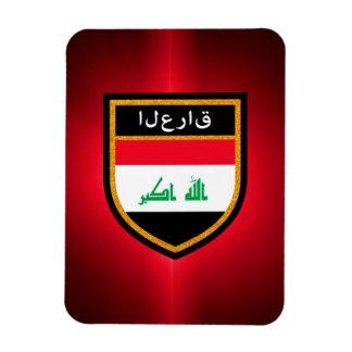 Der Irak-Flagge Magnet