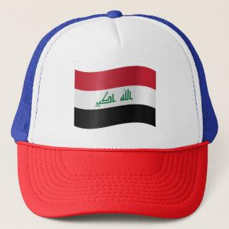 Der Irak-Flagge Truckerkappe
