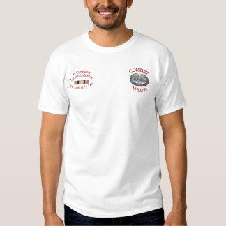 Der Irak-Kampagnen-Band u. CMB Einheits-Shirt Besticktes T-Shirt