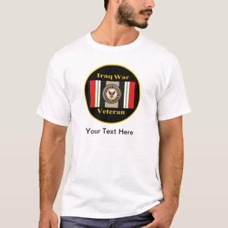 "Der Irak-Kriegs-Veteranen-""Marine-"" T - Shirt"