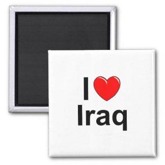 Der Irak Quadratischer Magnet