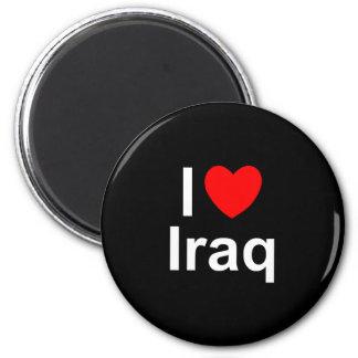 Der Irak Runder Magnet 5,1 Cm