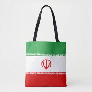 Der Iran-Flagge Tasche