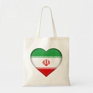Der Iran-Flagge Tragetasche