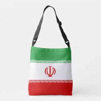 Der Iran-Flagge Tragetaschen Mit Langen Trägern