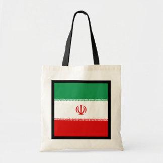 Der Iran-Flaggen-Tasche Tragetasche