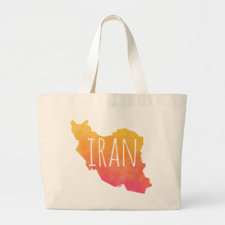 Der Iran Jumbo Stoffbeutel