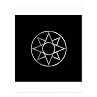 Der Ishtar Stern Mesopotamier Postkarte