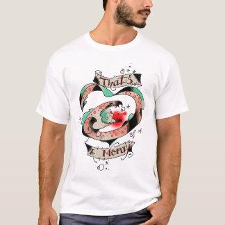 der ist ein Moray! Wecker-Shirt T-Shirt