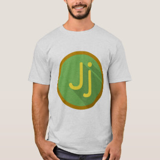 Der James- u. Jamie-T - Shirt
