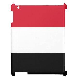 Der Jemen-Flagge iPad Hülle