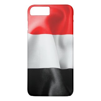 Der Jemen-Flagge iPhone 7 Plusfall iPhone 8 Plus/7 Plus Hülle