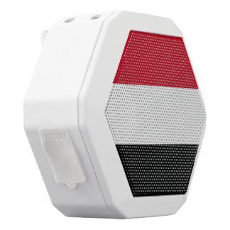 Der Jemen-Flagge Weiße Bluetooth Lautsprecher