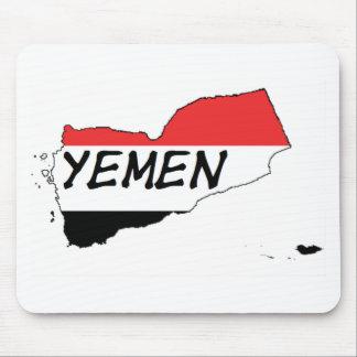 Der Jemen Mauspads