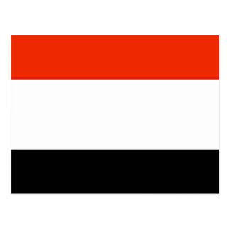 Der Jemen Postkarte