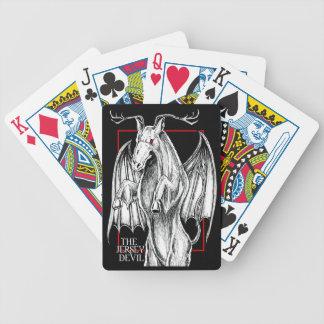 Der Jersey-Teufel Bicycle Spielkarten