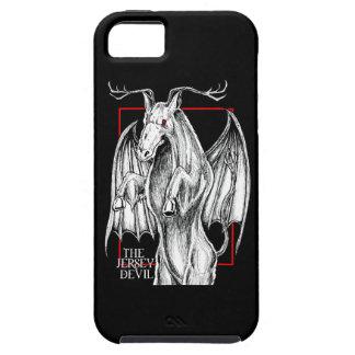 Der Jersey-Teufel Hülle Fürs iPhone 5