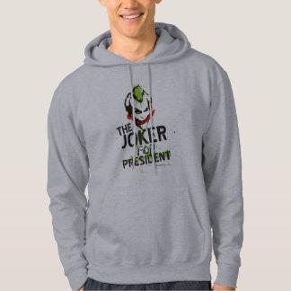 Der Joker für Präsidenten Hoodie