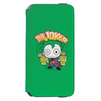 Der Joker - Mini Incipio Watson™ iPhone 6 Geldbörsen Hülle
