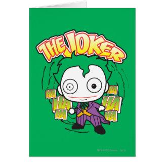 Der Joker - Mini Karte